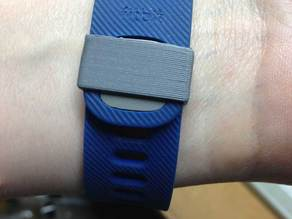 Fitbit Charge bend retainer
