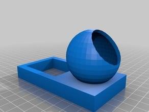Ball for solder station