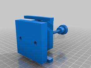 Door clamp