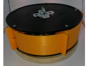 Customizable Filament Spool Drawers