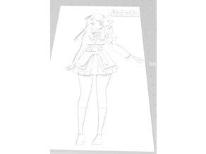Minamoto Sakura (源 さくら) - Zombieland Saga