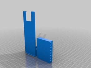 Modular Pistol Stand Riser - CZ-82