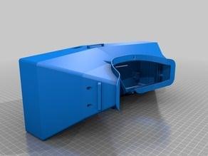 """Portal Dual"" 180 Wide FOV, (VR) HMD Case"