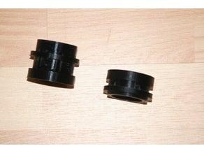 Eyepiece 1.25 holder (Openscad)
