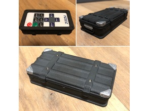 Led remote control box