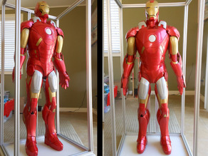 Iron Man Life Size (lower body)