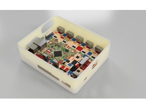 Housing for Smoothieboard v1.1 (versions for x3, x4 and x5)