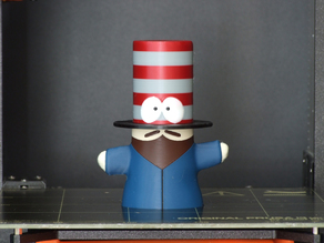 Mr. Hat (multi-material)