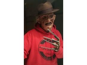 Freddy Krueger's glove (easy to print for Halloween)