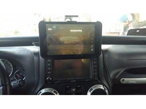 "ASUS 7"" tablet rollcage mount"