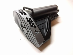 HK416 Hornet Stock Buttpad (Airsoft)