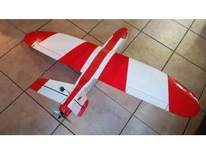 UAV Mini Talon Motor Mount Cowl