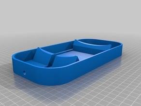 Spool Base for PLA Dry Storage Bin