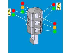 KIDS traffic light