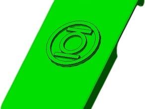iPhone 5 Green Lantern case
