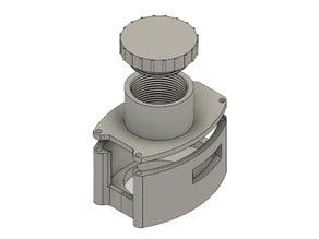 Shapeoko 3 spindle mount for DeWalt DWE6421 sander