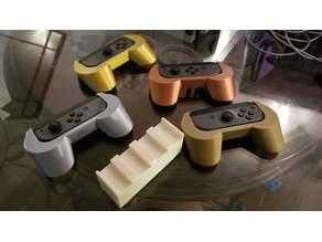 Controller Holder for Beefy JoyCon Grip