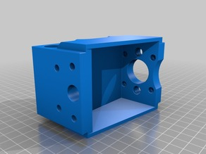 1610 CNC Reinforced Z Axis