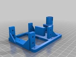 Sumo servo bot chassi rebuilt