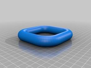 Round Square Pipe