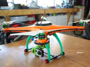 Top Cover Hiro Frame Quadcopter