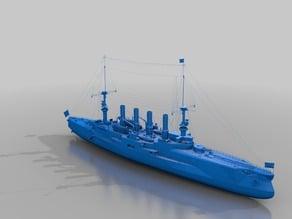 Scharhor scale ship
