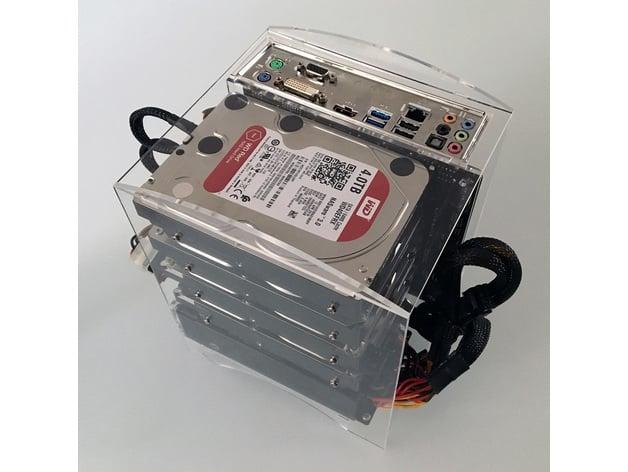 NAS Mini-ITX case