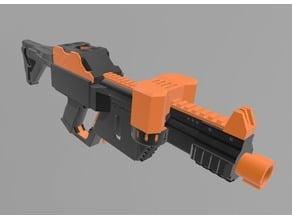 """""""Dreadlock"""" Customized FDL-2"""