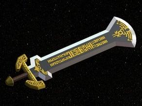 Legend of Zelda - Darknut Sword