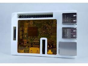 Slim Raspberry Pi Case With Window