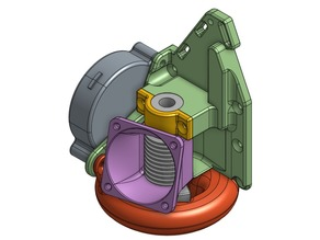 Kodama Trinus E3D v6 mod v2