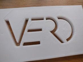 VERO brand simbol