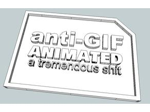 anti-GIF animated (a tremendous shit)