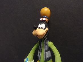 Kingdom Hearts Goofy