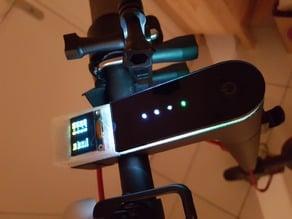 LCD Xiaomi M365 cover