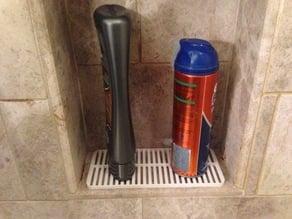 Shower Niche Bottle Platform