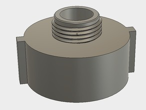 Shop Vac Drain Adapter