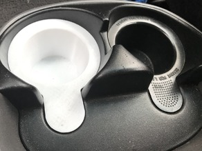 97-03 Ford F150 Cupholder Insert