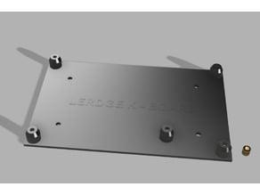 Lerdge K-Board Mounting Plate