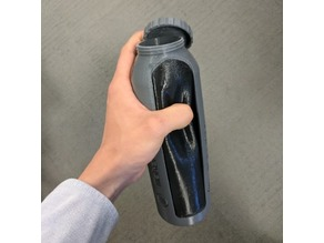 Overmold Bottle
