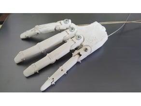 DARA Robot Fingers - InMoov updated fingers