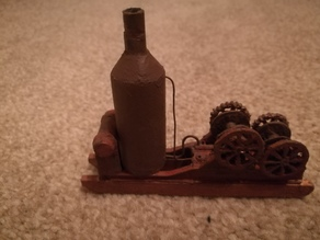 O Gauge Steam Donkey