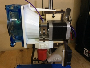 Printrbot Simple 2014 Print and System Cooling