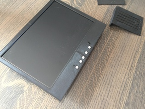 10.1 HDMI TFT Screen enclosure for smaller printer sizes
