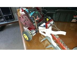 Pateador para Robot