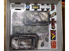 Zombicide - Green Horde box organizer