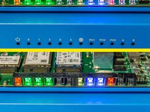Turris Omnia LED separator