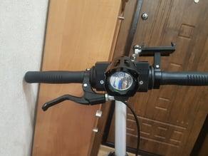 Replace Headlamp KUGOO S1 S2 S3 LINBOL and etc.