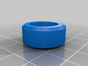 Pulley/Bearing/Wheel for the 3D printer Geeetech E180