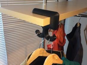 Tough IKEA 25mm Shelf Hanger Bracket